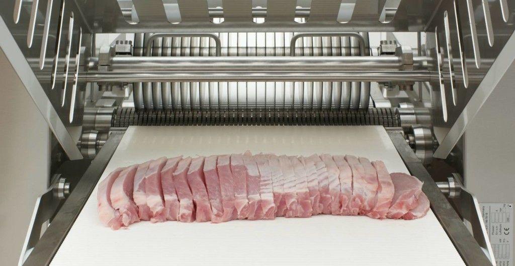 procesado de carne